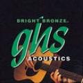 Bright Bronze Струны д/акуст. гитар GHS BB10U