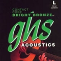 Contact Core Bright Bronze Струны д/акуст. гитар GHS