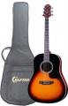 Гитара акустическая  Crafter JM-250/VLS-V Чехол