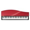 Цифровое пианино KORG MICROPIANO RED