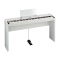 Цифровое пианино Roland FP-4-WH   стенд KSC-44-WH