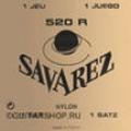 SAVAREZ  520R  CARTE ROUSE