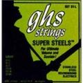 Super Steels  Струны д/эл. гитар GHS ST-L