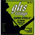 Super Steels Струны д/эл. гитар GHS ST-XL