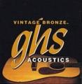 Vintage Bronze  Струны д/акуст. гитар GHS VN-UL