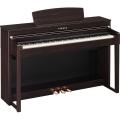 Цифровое пианино Yamaha CLP-470R   Банкетка Yamaha BC100DR