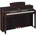 Цифровое пианино Yamaha CLP-480R   Банкетка Yamaha BC100DR
