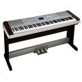 Цифровое пианино Yamaha DGX-640W   тройная педаль    Наушники
