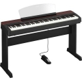 Цифровое пианино YAMAHA P-155 Стойка Адаптер Наушники