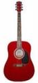Гитара вестерн ADAMS (Canada) AG-500 TCRD санберст красный