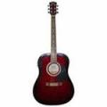 Гитара  электроакустическая  вестерн  Adams AG-310EQ WRS
