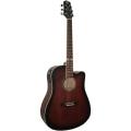 Гитара электроакустическая   Madeira HW-750