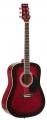 Гитара акустическая Martinez FAW – 702/TP