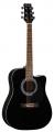 Гитара электроакустическая Martinez FAW – 702 CEQ/B