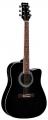 Гитара электроакустическая Martinez FAW – 702 CEQ/TBK