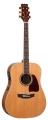 Гитара электроакустическая Martinez FAW – 1216 EQ/M