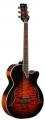 Гитара электроакустическая Martinez FAW – 2038 CEQ/SB