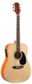 Гитара акустическая Colombo LF – 4111 EQ/N