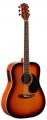 Гитара электроакустическая Colombo LF – 4111 EQ/SB