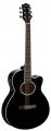 Гитара акустическая Colombo LF – 401 CEQ/BK