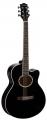 Гитара электроакустическая Colombo LF – 401 CEQ/BK