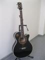 Гитара акустическая Swift Horse (Англия) WG-408C-BK (Вырез)