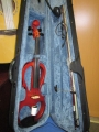 Электроскрипка Euphony (USA) Valente EEV-280 BR / Коричневая