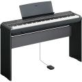 Цифровое пианино YAMAHA P-105B   ОРИГИНАЛЬНАЯ СТОЙКА   НАУШНИКИ