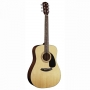 Акустическая гитара FENDER CD-60 DREADNOUGHT NATURAL