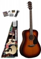 Акустическая гитара FENDER CD-60 DREADNOUGHT EXP SINGLE PACK