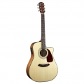 Электроакустическая гитара  FENDER CD-140SCE DREADNOUGHT NATURAL