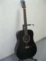 Гитара электроакустическая N. Amati / Z-41EQ/BK / Z-Series
