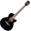 Электроакустическая гитара IBANEZ AEG8E BLACK