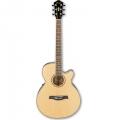 Электроакустическая гитара IBANEZ AEG8E NATURAL