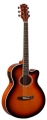 Гитара акустическая Colombo LF – 401 CEQ/SB