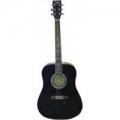Гитара электроакустическая ADAMS W-4101EQ-BK