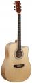Гитара акустическая PRADO FD 1616 C / NA (Матовая)