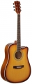 Гитара акустическая PRADO FD 1616 C / SB