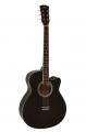 Гитара акустическая Elitaro E4010 BK