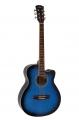 Гитара акустическая Elitaro E4010 BLS
