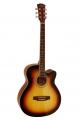 Гитара акустическая Elitaro E4010 SB