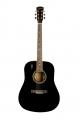 Гитара акустическая Elitaro E411 BK