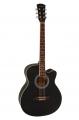 Гитара акустическая Jonson E4011 BK