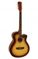 Гитара акустическая Jonson E4011 SB