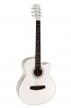 Гитара акустическая Jonson E4011 WH