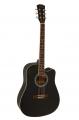 Гитара акустическая Jonson E4111 BK