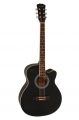 Гитара электроакустическая Jonson 4111 EQ BK