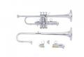 Труба-пикколо Bb BRAHNER TP-501SP