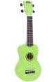 Укулеле сопрано Mahalo  MR1GN цвет зеленый с чехлом