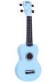 Укулеле сопрано Mahalo MR1LBU цвет голубой с чехлом